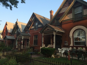 So many neat, old houses in Denver!