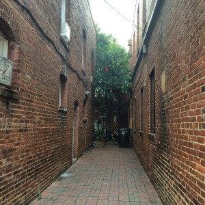 Alleyway at Common Market