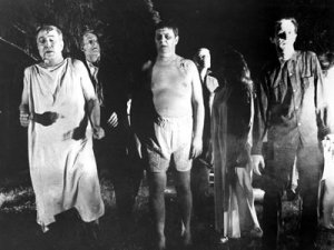 My Running Crew (Zombies from Night of the Living Dead)